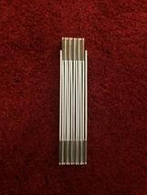 Vintage Great Neck 6' wooden folding ruler image 4