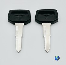 T61C-P Key Blanks for Various Models by Kawasaki, Toyota, and others (3 Keys) - $8.95