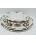 Royal Doulton Kingswood Salad Bread Plate Saucer Lot of 6 pieces - $48.02