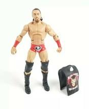 Big Cass WWE Wrestling Elite Figure w/ Shirt Accesory Mattel Raw NXT 2011  - $14.50