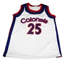 Maurice lucas  25 colonels kentucky aba new men basketball jersey white   1 thumb200