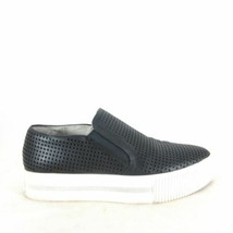 38 / 7.5 US - ASH Black Perforated Platform Sole Kurt Sneakers Shoes 0920MA - $32.00