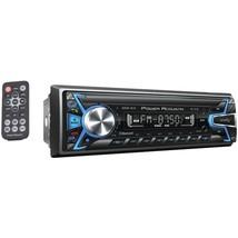 Power Acoustik PL-51B Single-DIN In-Dash Digital Audio Receiver (Bluetooth, Deta - $57.99
