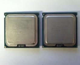Matched Pair Intel Xeon SL9RW 2.33 GHz CPU Processor Socket 771 Woodcrest - $10.00