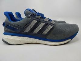 Adidas Energie Boost 3 Größe 12.5 M (D) Eu 47 1/3 Herren Laufschuhe Grau... - $39.27