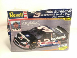 Revell Dale Earnhardt Goodwrench Monte Carlo Vintage 1:24 Scale Model Ma... - $29.69