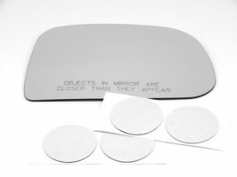 Fits 03-04 Tiburon Right Pass Convex Mirror Glass (Lens Only) w/Adhesive... - $17.03