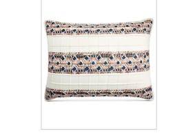 $70.00 Martha Stewart Collection Pleats & Thank You Quilted Standard Sham - $27.37