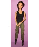 Barbie Hunger Games Katniss Goddess Jennifer Lawrence 2012 Doll OOAK or ... - $20.00