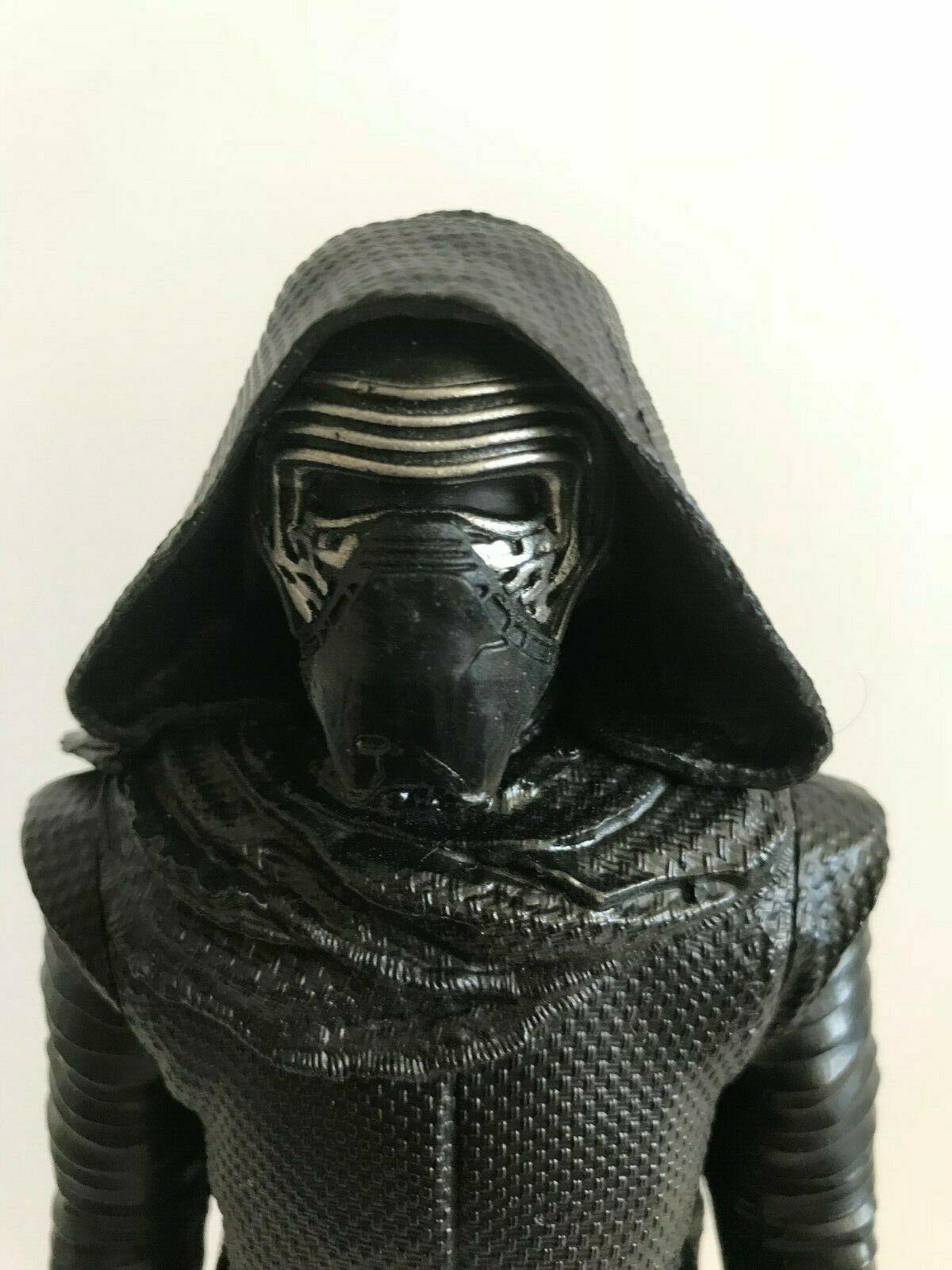 "Star Wars Hasbro The Force Awakens Kylo Ren 12"" Action Figure"