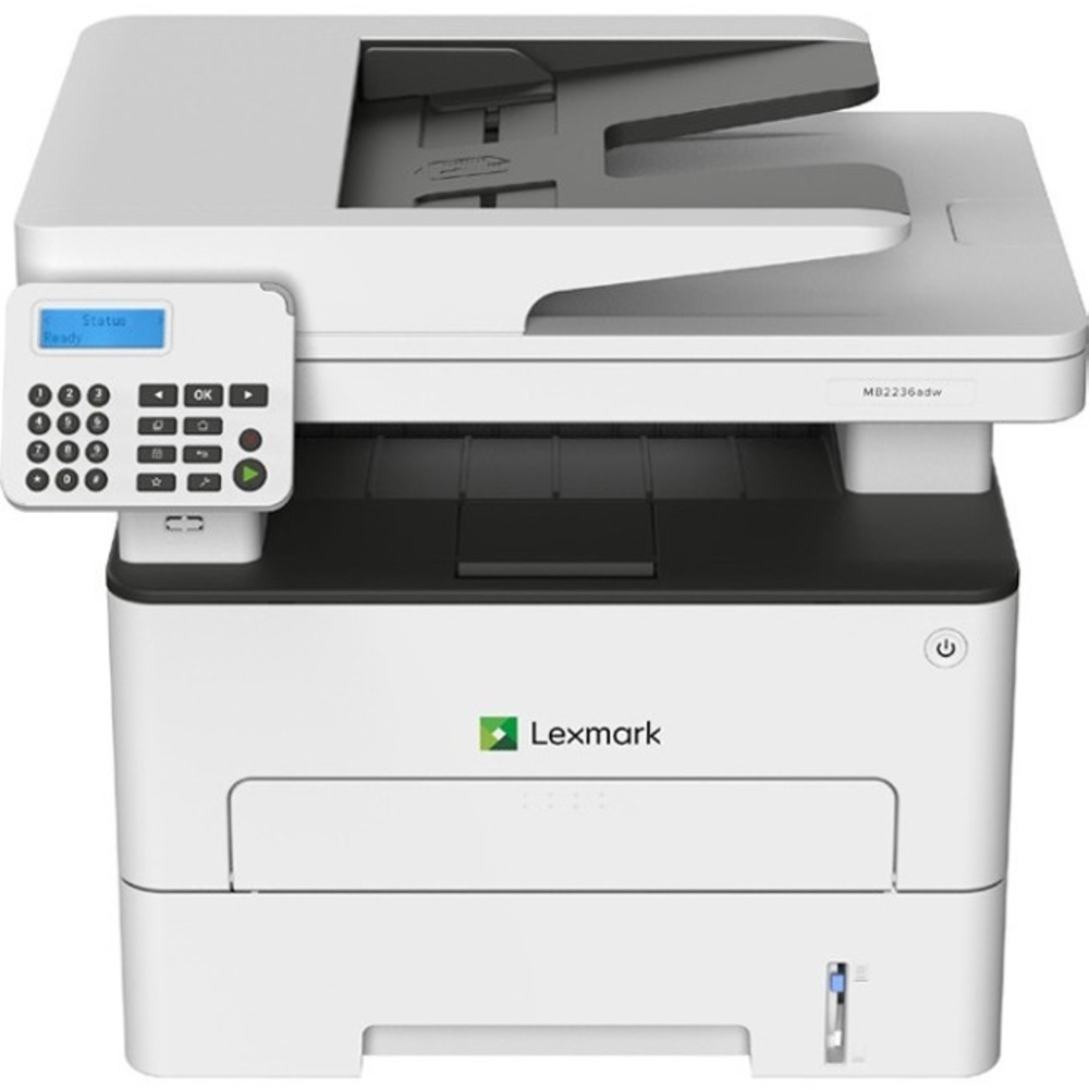 Primary image for Lexmark MB2236adw Laser Multifunction Printer - Monochrome - Copier/Fax/Printer/