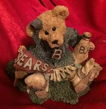 Boyd's Bears Bearstone Bailey... The Cheerleader #2268 1995 - $10.00