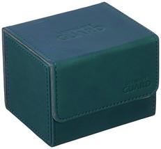 Ultimate Guard Deck Box: Sidewinder 100+ ChromiaSkin Petrol Blue - $26.21