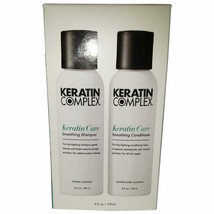Keratin Complex Keratin Care Smoothing Shampoo Conditioner Frizz-Fighting - $14.52