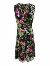 Tommy Hilfiger Women's Floral-Print Lace Fit & Flare Dress MSRP 139.99 - $39.99