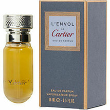 New Cartier L'envol Eau De Parfum Spray .5 Oz For Men - $25.60