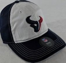 LZ NFL Team Apparel Youth One Size OSFA Houston Texans Baseball Hat Cap NEW i67 image 1