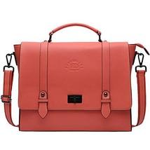 Laptop Briefcase for Women 15.6 Inch Business Computer Bag Satchel Bag Laptop Me
