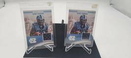 Lot of 2 2016 Panini North Carolina Collegiate Eric Ebron Jersey Relic C... - $5.74