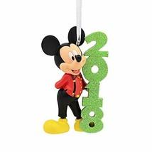 HMC Disney Mickey Mouse 2018 Christmas Ornament, Hallmark - $7.89