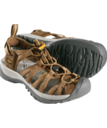 Keen Whisper Size US 6 M (B) EU 36 Women's Sport Sandals Shoes Coffee 10... - $53.85