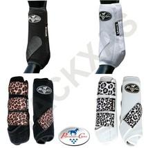 U-Medium Professional Choice Smb-3 Sports Medicine Horse Boots Sold In P... - $83.95