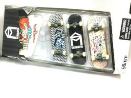 Tech Deck # SK8MAFIA- 96mm 3pack -Fingerskate Ltd - $18.24