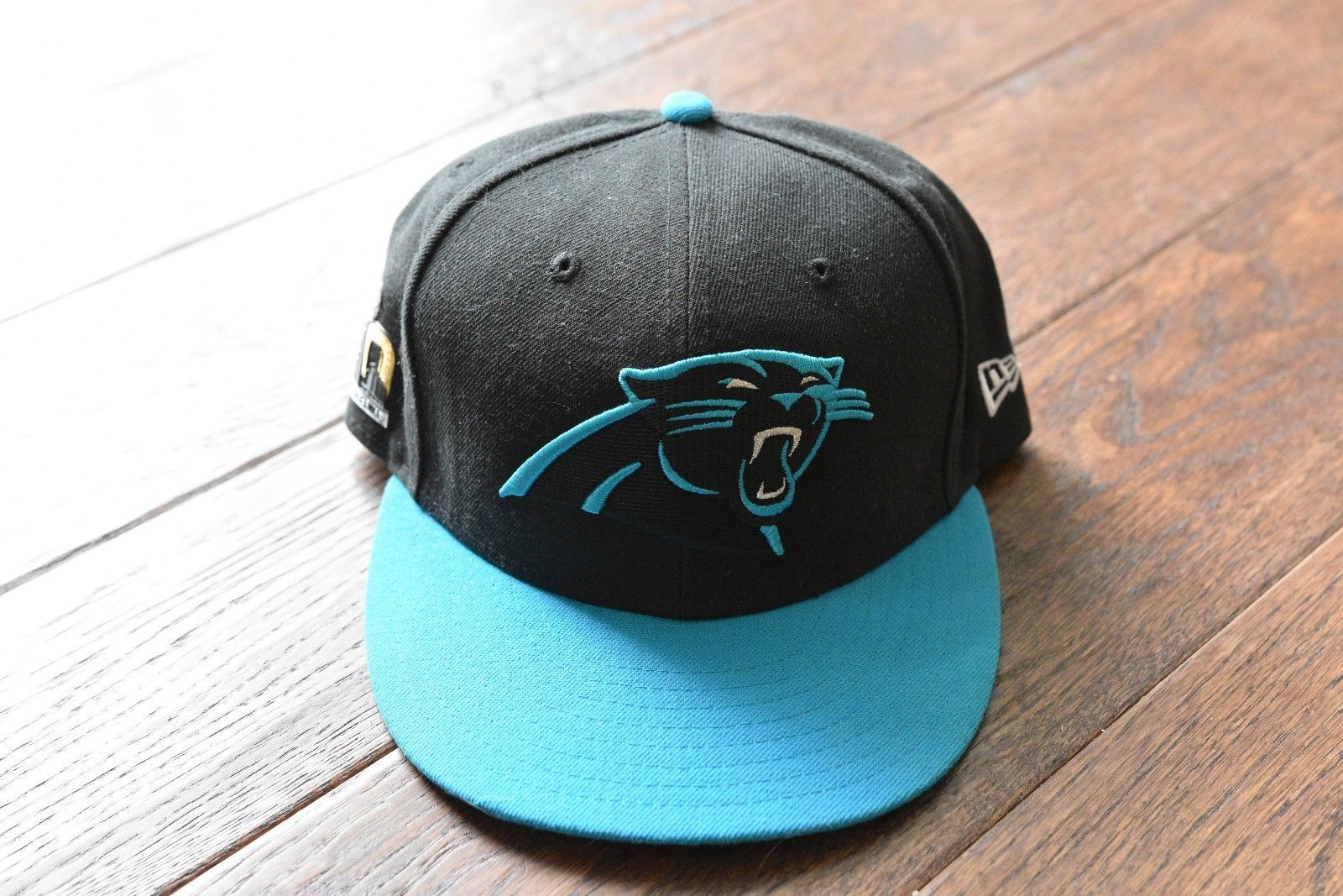 Carolina Panthers Super Bowl 50 Hat 7 1 2 and 50 similar items. S l1600 4e857554c