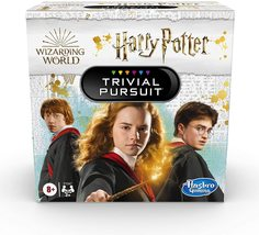 Hasbro Gaming Wizarding World Harry Potter Trivial Pursuit Trivia Game Sep.14,20 - $29.99