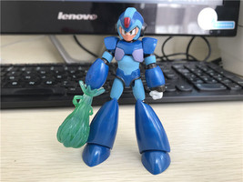 "Marvel vs Capcom Mega Man X Rockman 3.75"" Action Figure New No Package - $18.00"