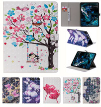 k6) Pattern Leather wallet FLIP MAGNETIC BACK cover Case for Apple iPad ... - $107.78