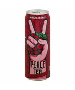 PEACE TEA RAZZEBERRY   - 2 Cases----Each  Case Is 12 X(695ML) - $21.64