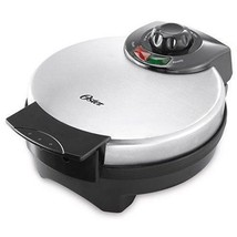 Belgian Waffle Maker Commercial Double Non Stick Electric Breakfast Roun... - ₨1,700.83 INR