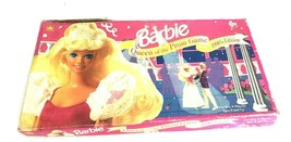 Barbie Queen of the Prom Game 1990's Edition, 100% Complete - $22.46