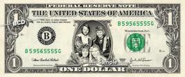 ABBA music band on REAL Dollar Bill Cash Money Collectible Memorabilia C... - $8.88