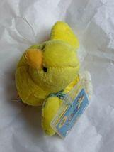 ganz webkinz lil kinz yellow canary bird plush w Code Card • Used Doll Toy Cute image 7