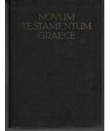 Novum Testamentum Graece Editio latis marginibus impressa 23 Auflage Lat... - $19.69