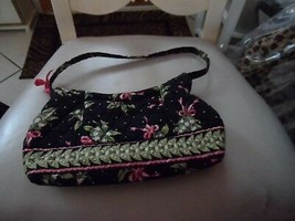 Vera Bradley small handbag In New Hope pattern - $13.50