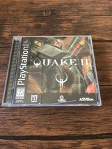 Quake II (Sony PlayStation Ps1)-DISC ONLY - TESTED AND WORKS. FREE SHIPP... - $12.99