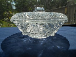 KIG Indonesia Malasia Crowned Hearts with Roses Inside Candy Dish Lid - $11.99