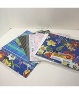 """8 Assorted Packages of Hallmark Gift  Wrapping Paper 2 Pieces 20"""" x 2.5 ... - $19.34"""