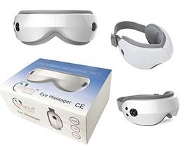 Wireless Digital Eye Massager by Smyrna with Heat Compression & Music, - €51,17 EUR