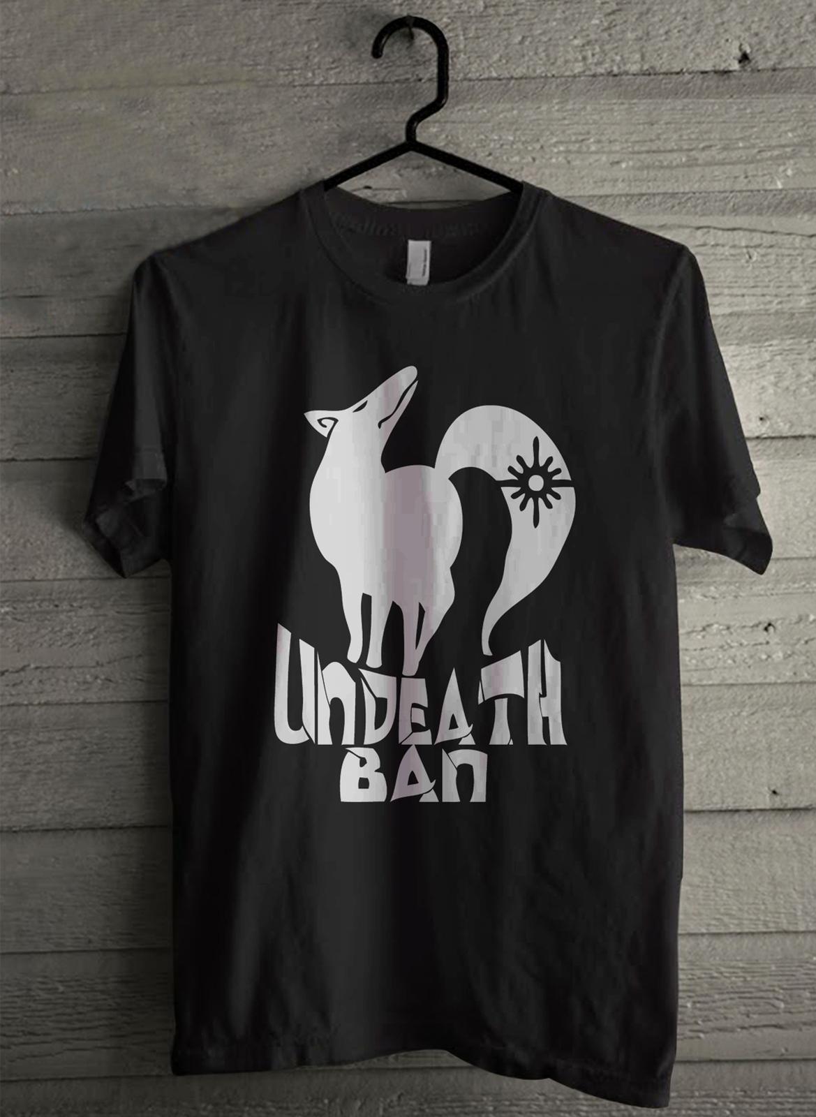 The Undeath Ban - Custom Men's T-Shirt (1277)