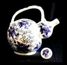 Ceramic Tea Pot AB 9 Antique Pig