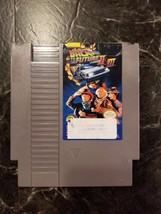 Back to the Future Part II & III (Nintendo Entertainment System, 1990) - $13.99