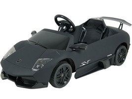 Lamborghini Murcielago 12v Black Ride on Toy for Kids - $299.00