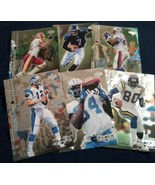 1998 Black Diamond,Kerry Collins,Ben Coates,Cris Carter,Herman Moore,Bobby... - $10.00