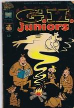 Harvey Hits GI Juniors #107 ORIGINAL Vintage 1966 Harvey Comics - $19.79