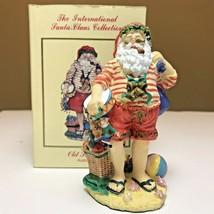 International Santa Claus Collection Old St. Nick Australia 1997 In Box - $15.83