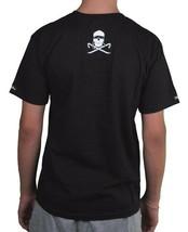 Crooks & Castles Men's White Knit Short Sleeve Thuxury T-Shirt s Small NWT image 2
